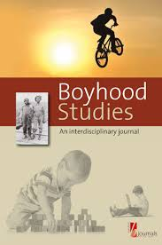 Boyhood Studies Journal Cover