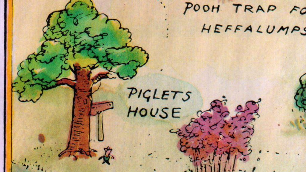 Piglet's House